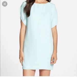 French Connection Crepe Tunic Dress
